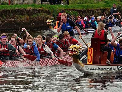 Athy Dragon Boat Regatta 2018