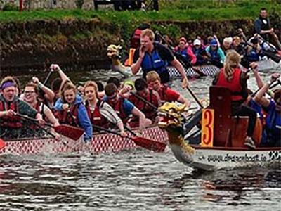 Athy Dragon Boat Regatta
