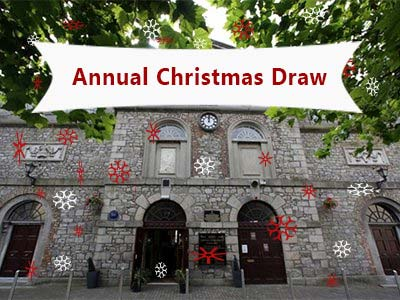 Athy Heritage Centre Christmas Draw