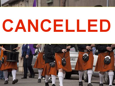 Athy St. Patrick's Day Parade (CANCELLED)