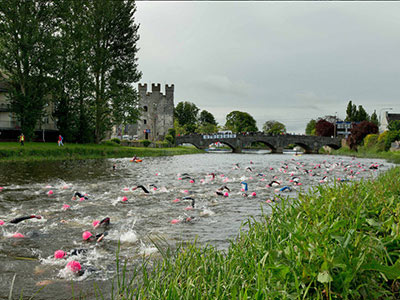 Athy Triathlon Junior Training Camp