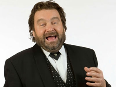 Brendan Grace at the Keadeen