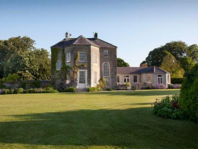 Historical Walk and Talk at Burtown House & Gardens