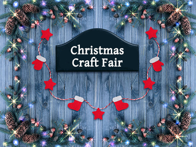 Christmas Craft Fair in Caragh