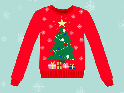 Decorate your own Christmas Jumper/T-Shirt