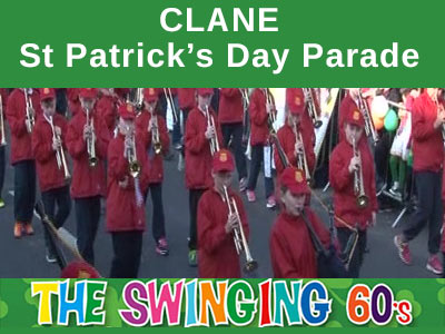 Clane St. Patrick's Day Parade