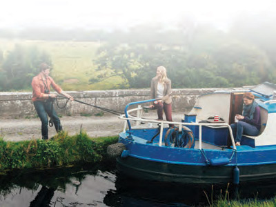 Cruise to the Leinster Aqueduct