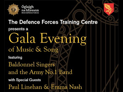 Defence Forces Training Centre GALA Evening of Music & Song