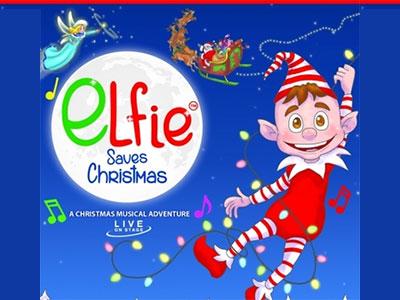Elfie Saves Christmas