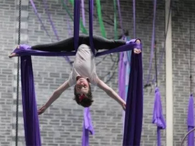 Fidget Feet - Childrens Aerial Camp