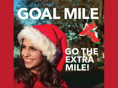 The GOAL Mile at Castletown House