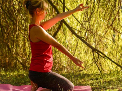 Open to Spring | Rejuvenating Yin Yoga Workshop