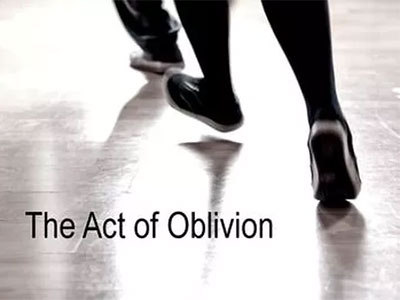 Kildare Youth Theatre presents: The Act of Oblivion