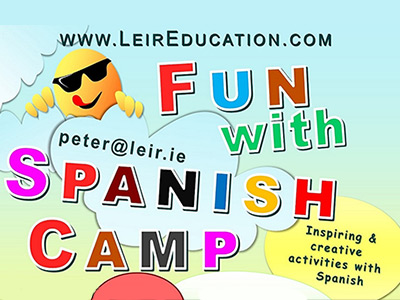 Fun with Spanish Camp for Kids
