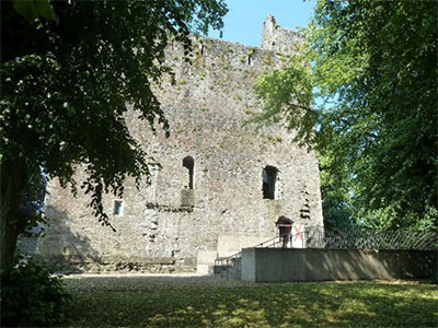Guided Tours of Maynooth Castle