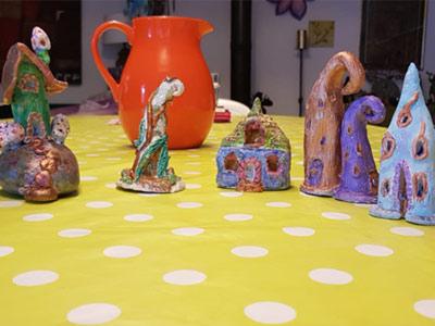 Miniature Fairy House Workshop