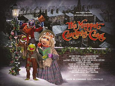 A Muppet Christmas Carol- Movie Night