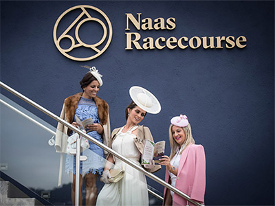 Naas Racecourse - Royal Ascot Trials and Ladies Day