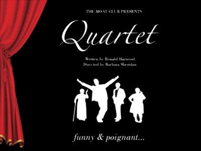 The Moat Club presents Quartet