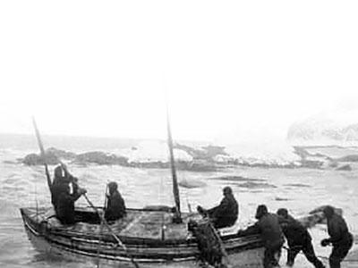 Shackleton - Against The Odds