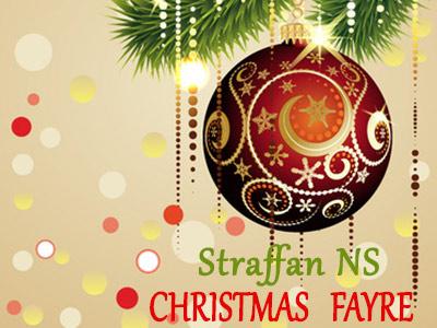 Straffan NS Christmas Fayre