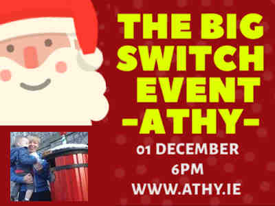 Athy - Big Switch Event