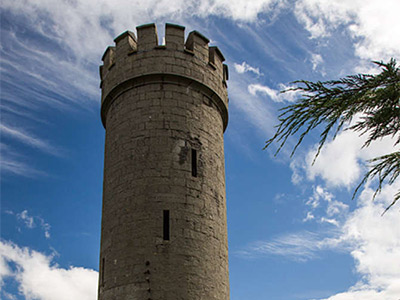 Tower of Allen, Hill of Allen