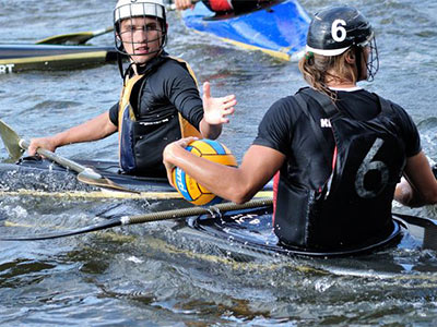 National Junior Canoe Polo Competition