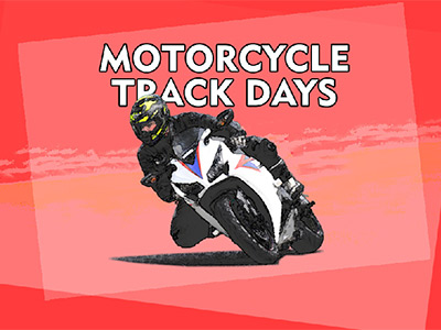 Motorcycle Track Day at Mondello Park