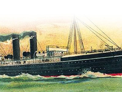 The sinking of the RMS Leinster