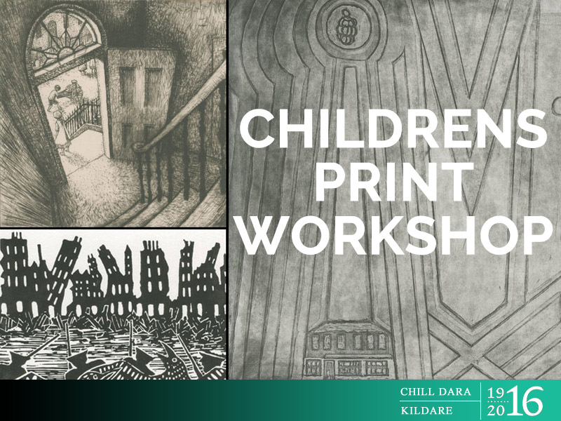 Little Stories Little Prints Workshop