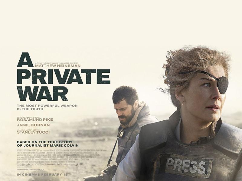 Movie: A Private War