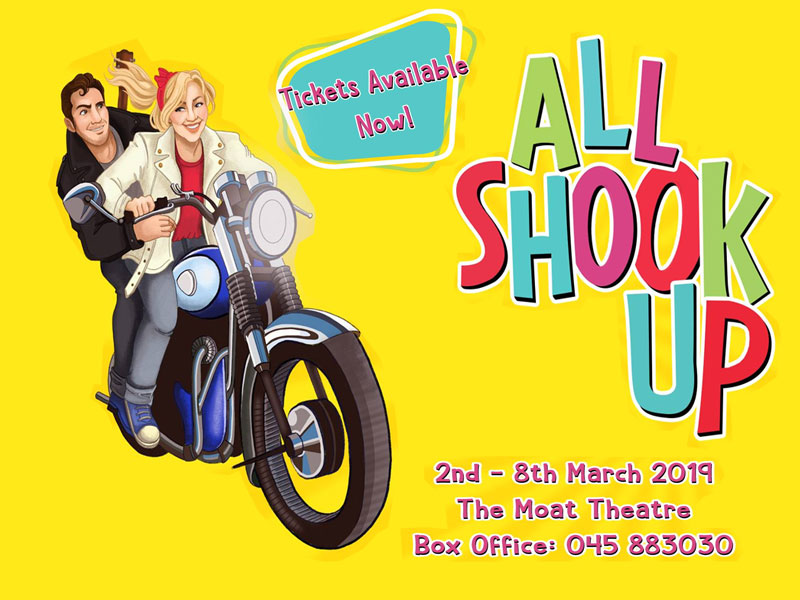 Naas Musical Society presents ALL SHOOK UP
