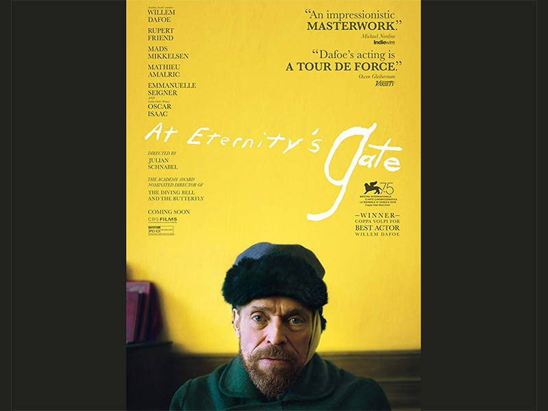Film: At Eternity's Gate