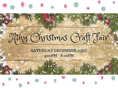 Athy Christmas Craft Fair