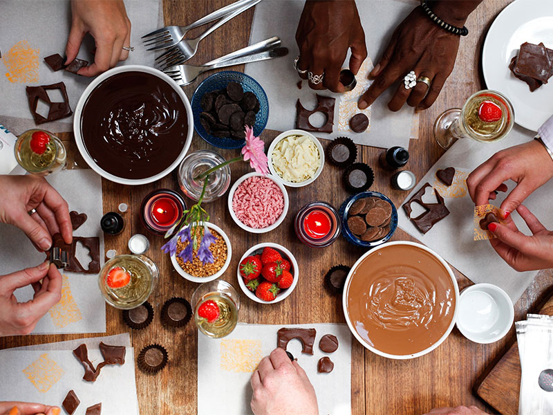Bean and Goose Divine Chocolate & Truffle Workshop