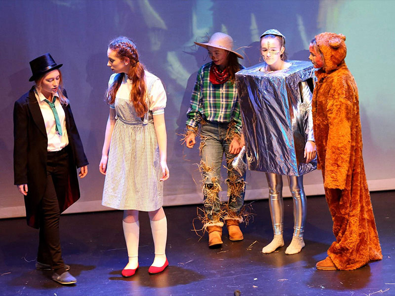 A Night of Children's Christmas Plays