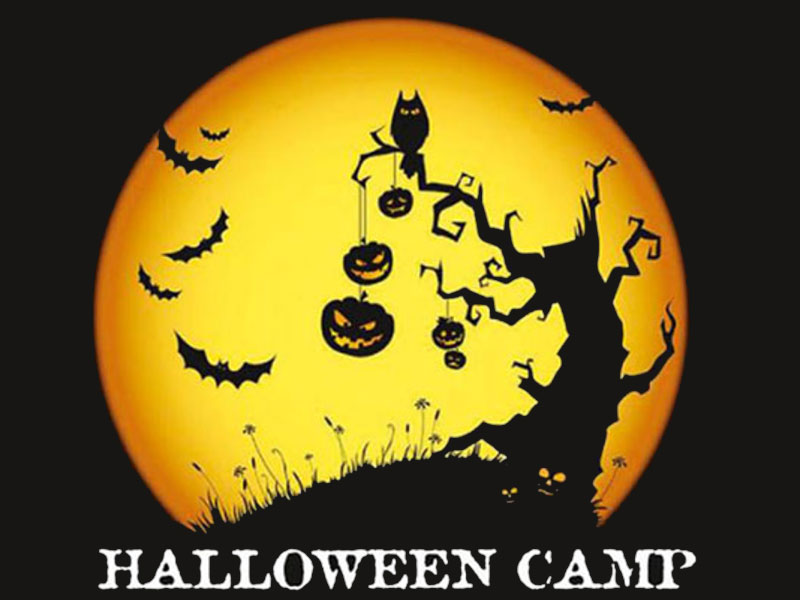 Fun Gymnastics Halloween Camp
