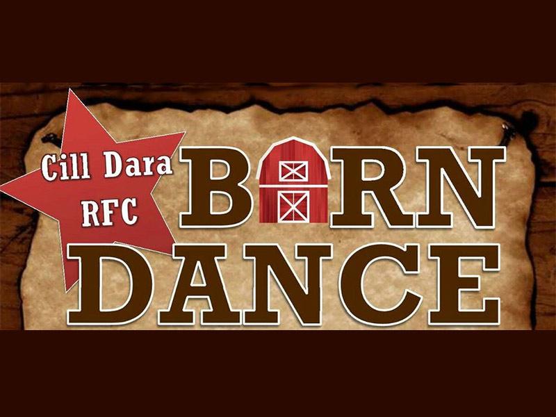 Cill Dara RFC Barn Dance 2018