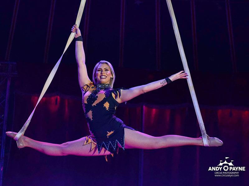 Circus Gerbola visits Naas