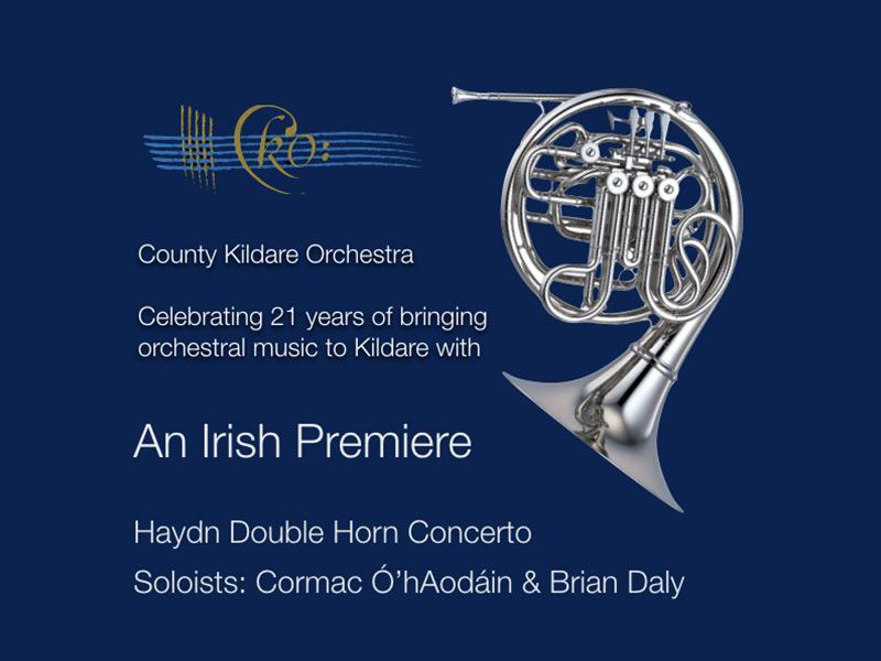 County Kildare Orchestra 21st Anniversary Concert