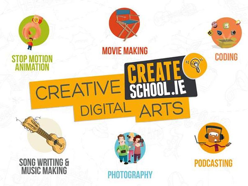Creative Digital Arts Workshop
