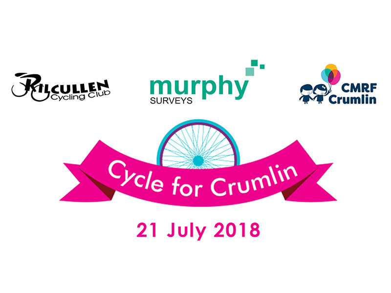Murphy Surveys Cycle for Crumlin 2018