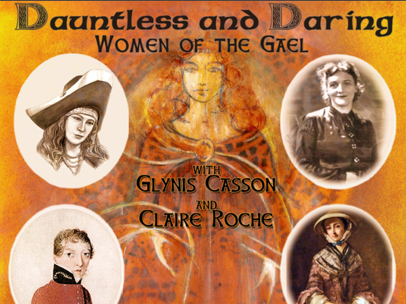 Dauntless and Daring at Castletown House