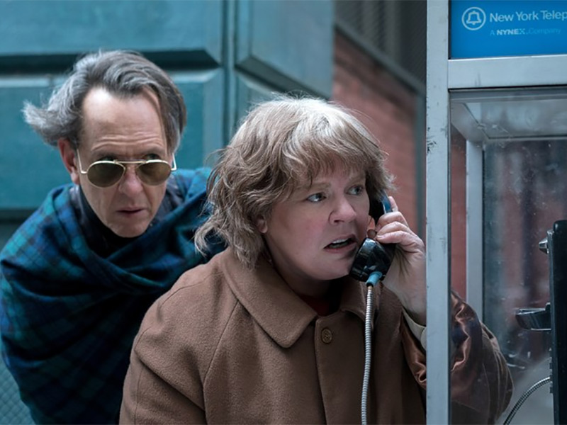 Film: Can You Ever Forgive Me?