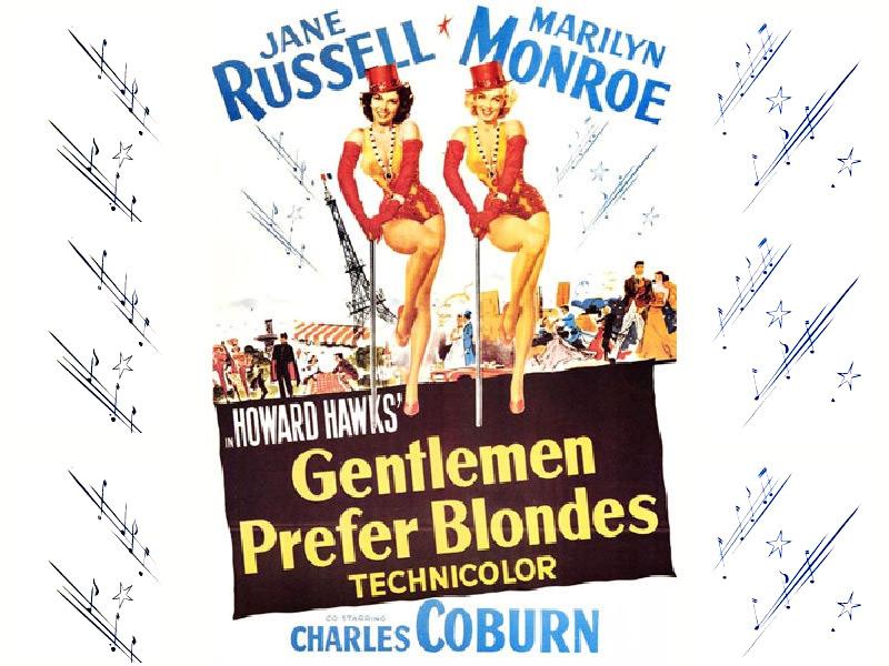 Film: Gentlemen Prefer Blondes
