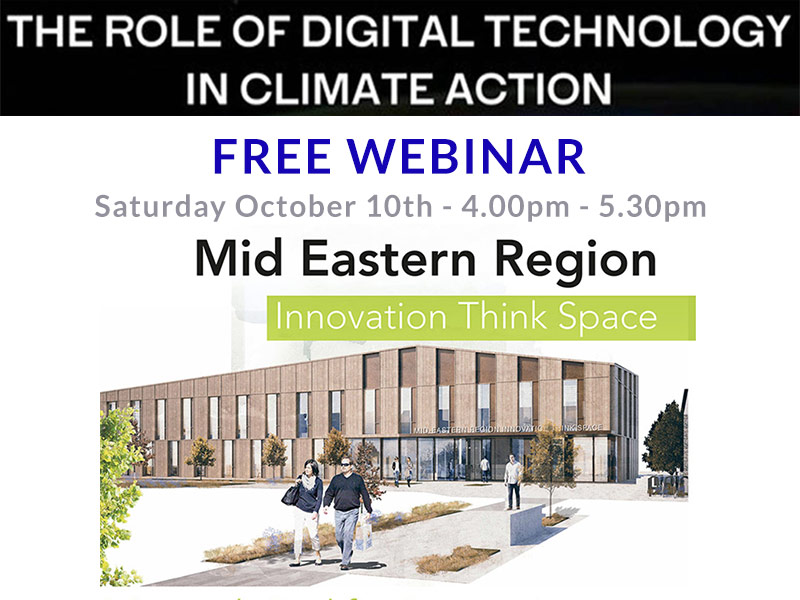 The Role of Digital Technology in Climate Action
