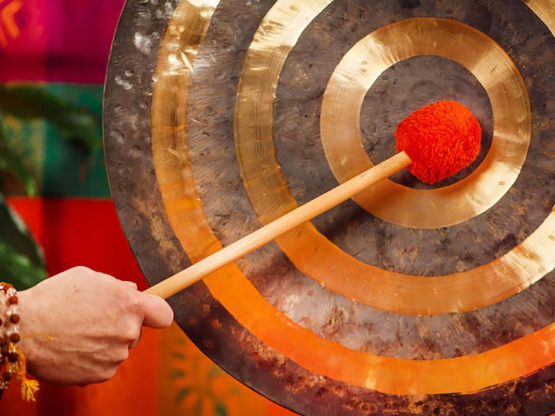 Gong Bath Meditation - Athy