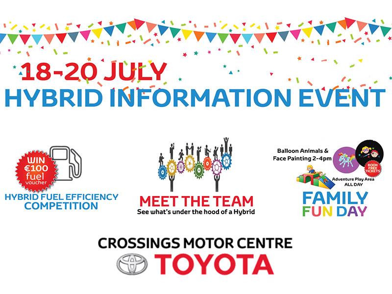 Hybrid Information Event