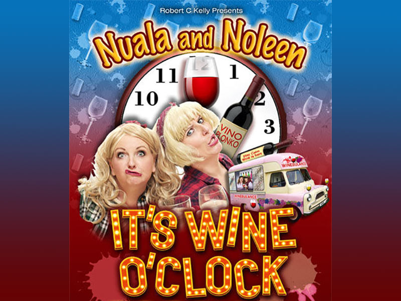 Its Wine O'Clock